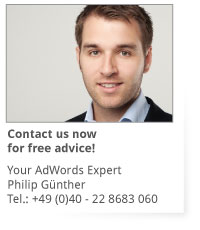 Contact us - your PPC Management Professionals