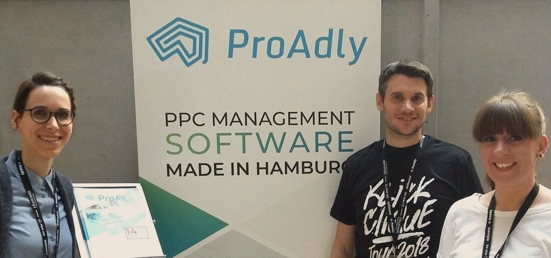 Das ProAdly-Team in Jena 2018